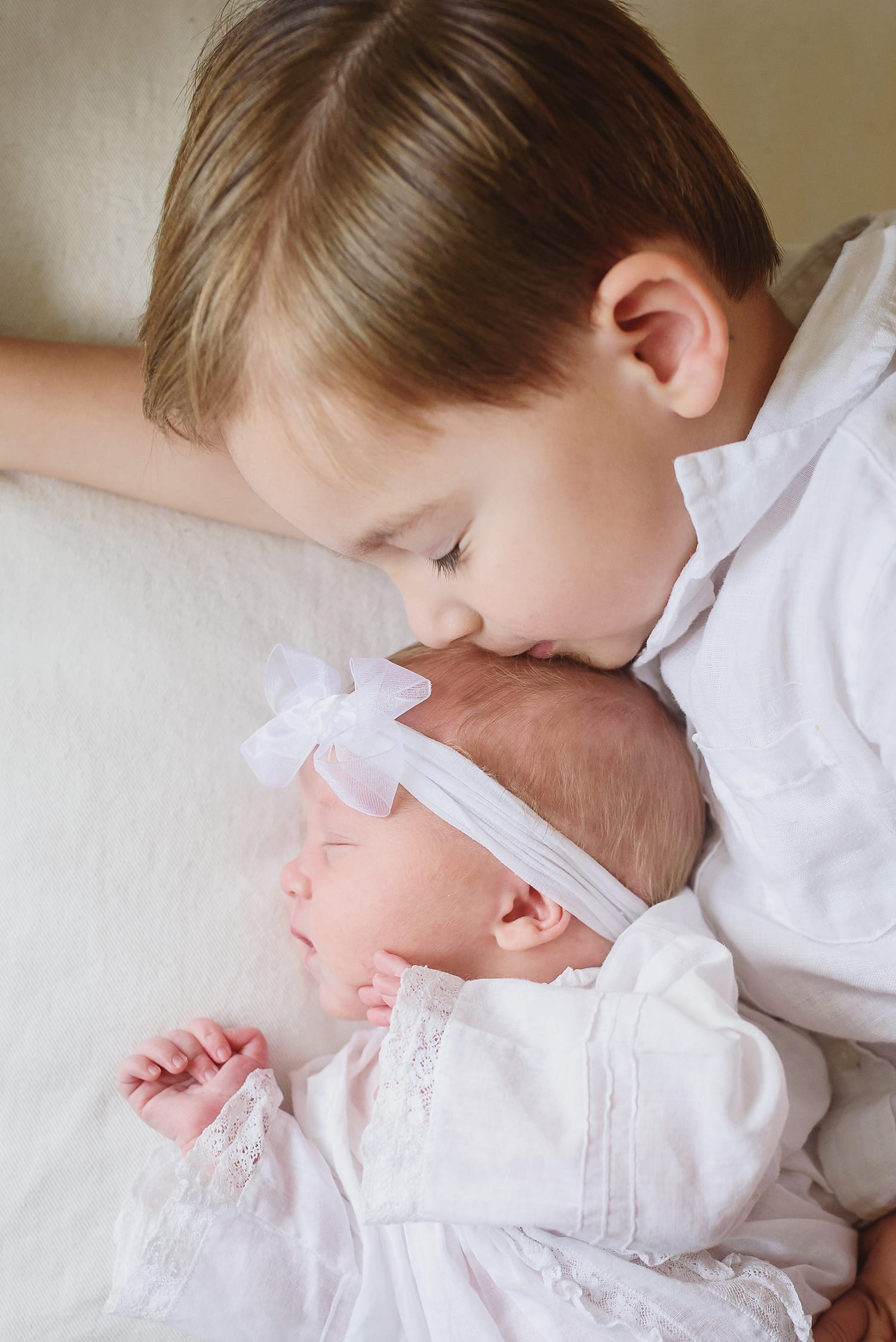 New Orleans Newborn Family Photographer | Linen Jolie