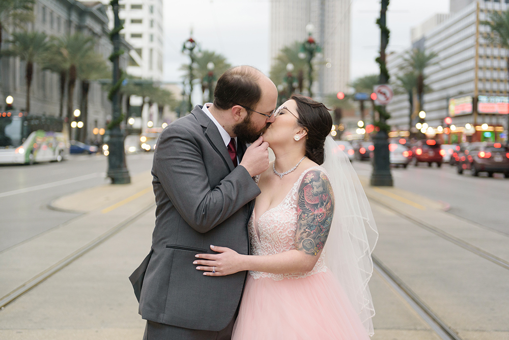 New Orleans Marriott Hotel Wedding   Lorelei & John
