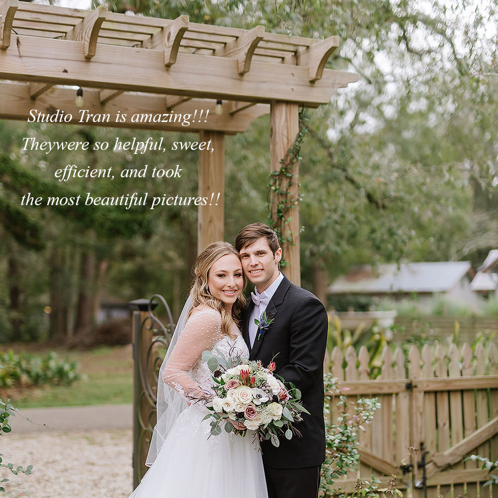 Maison Lafitte Abita Sprints Hotel Wedding | Emily & Lee